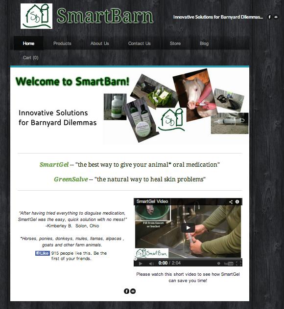 smartbarn-homepage